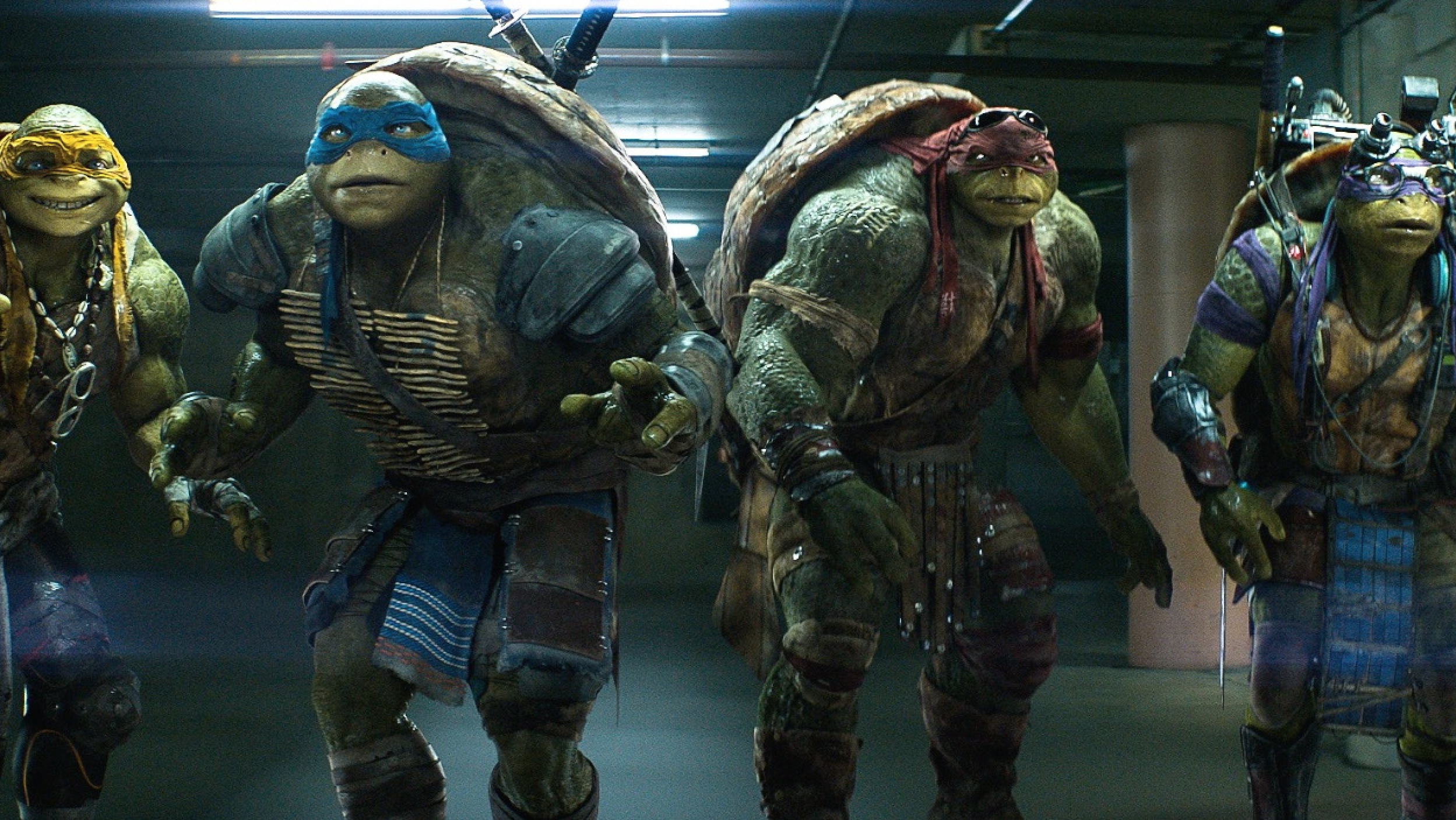 Teenage Mutant Ninja Turtles 2014 Stream German